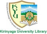 Kirinyaga University Library